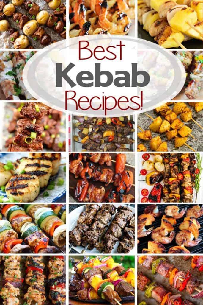 Rectangle Kebab Collage