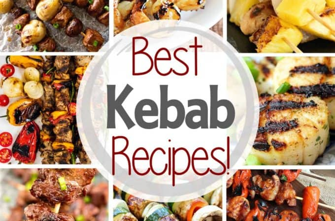 Best Kebab Recipes!