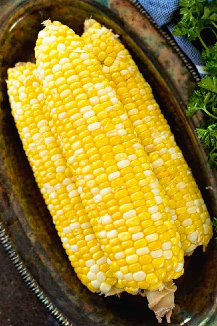 how to cook sweet corn on the grill