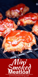 smoked Meatloaf Pinterest image
