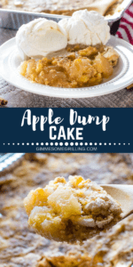 Apple Dump Cake Pinterest 1