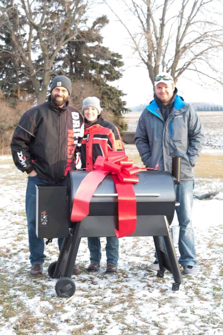 Traeger Giveaway