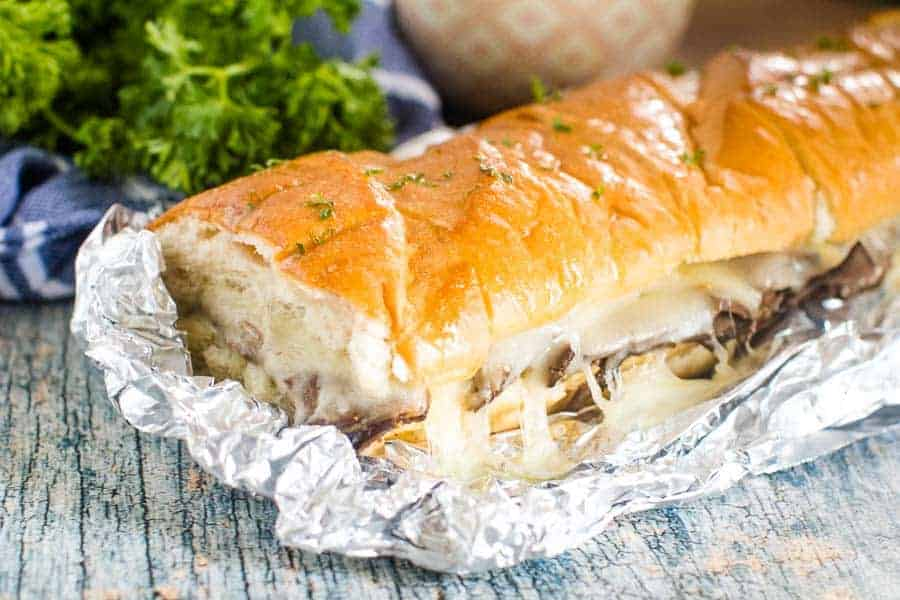 French Dip in foil packet