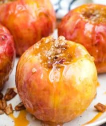 Grilled Baked Apple