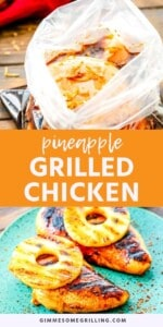 pineapple grilled chicken Pins