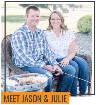Meet Jason and Julie